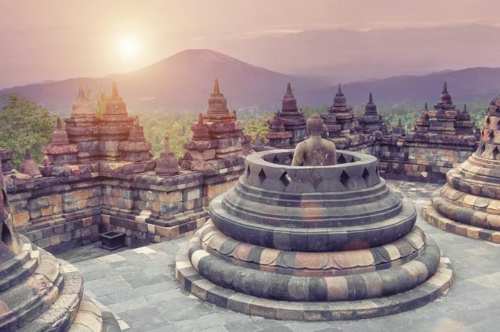 Индонезия, Боробудур