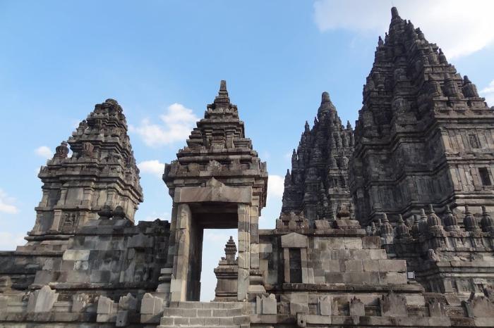 Индонезия, Прамбанан