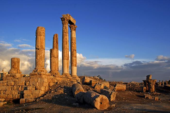 Иордания, Цитадель Аммана