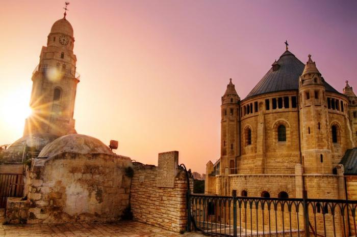 Израиль, Храм гроба Господня