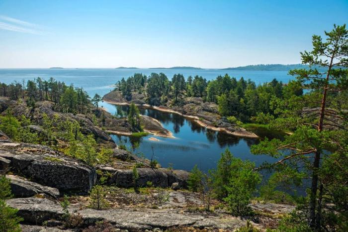 Карелия, Ладожское озеро