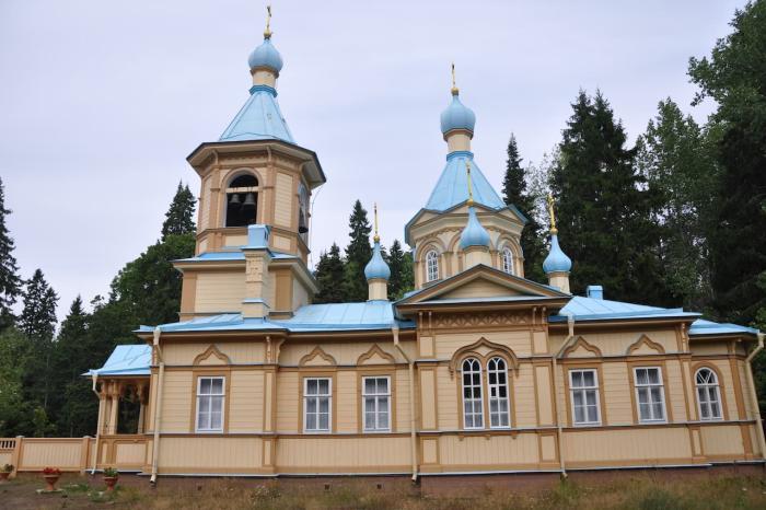 Карелия, Валаамский монастырь