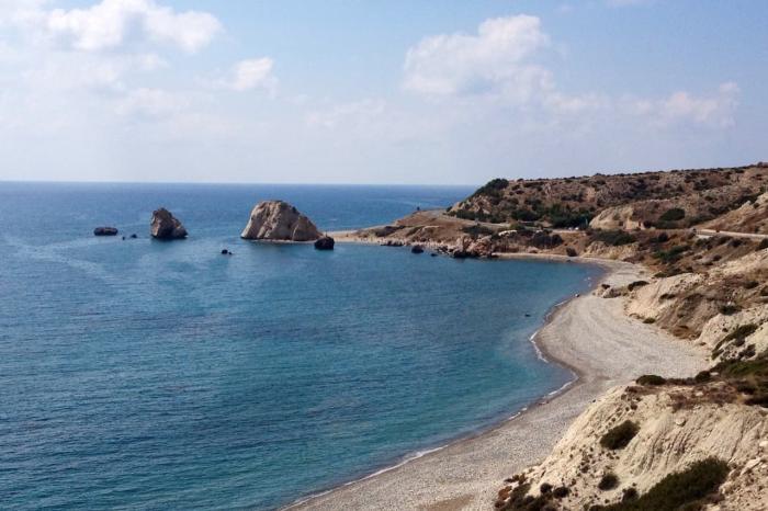 Кипр, Петра-ту-Ромиу