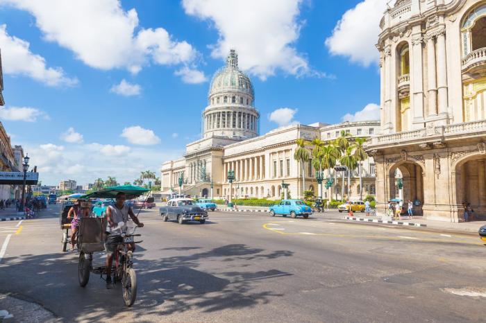 Куба, Капитолий