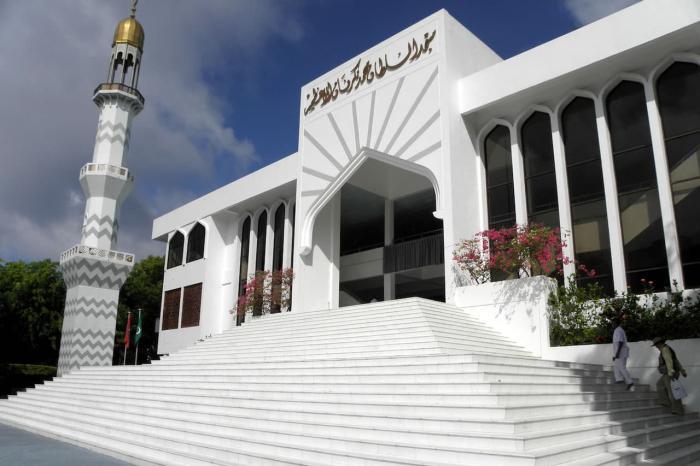 Мальдивы, Пятничеая мечеть