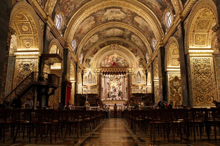 Мальта, Собор св. Иоанна