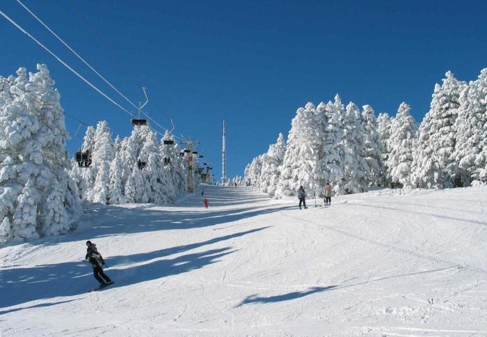 Погода в Турции зимой