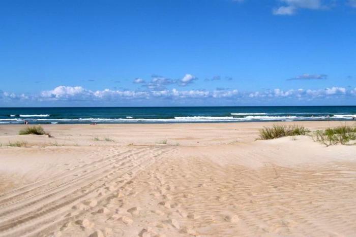 Анапа, Песчаные пляжи в Джемете