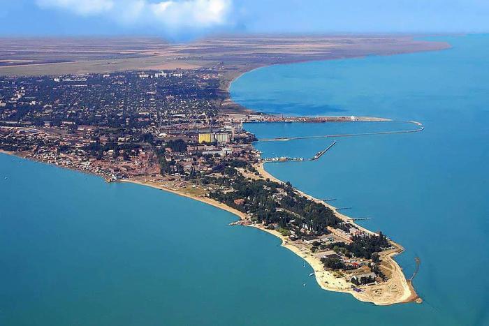 Где отдохнуть летом на Азовском море недорого
