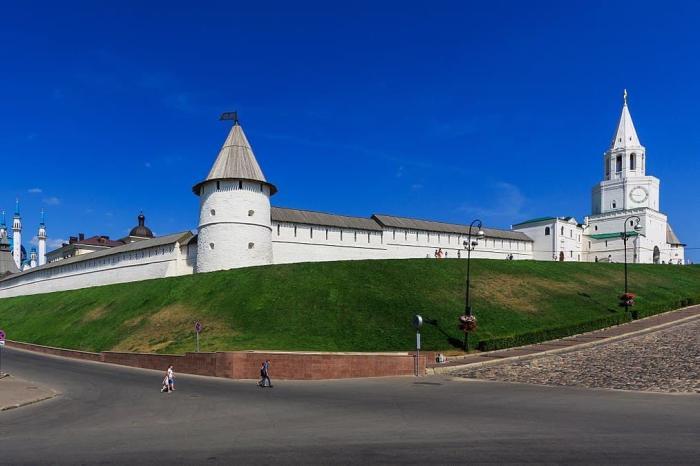 Казань, Кремль