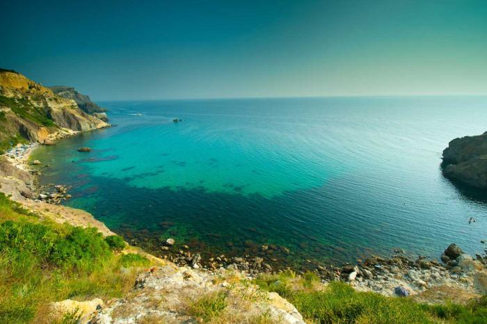 Крым, мыс Фиолент