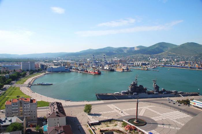 Новороссийск, Порт