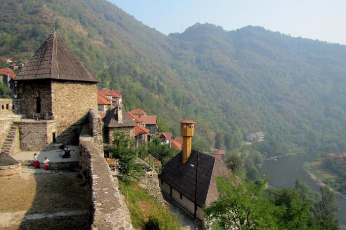 Босния и Герцеговина, Крепость Врандук