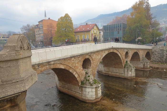 Босния и Герцеговина, Латинский мост