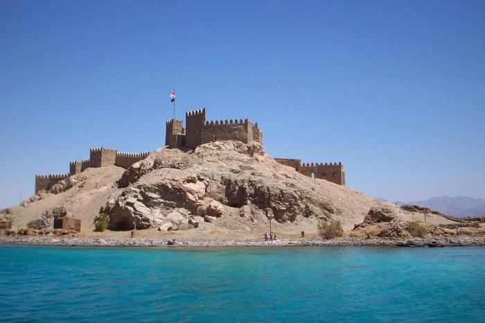 Египет, Остров Фараонов