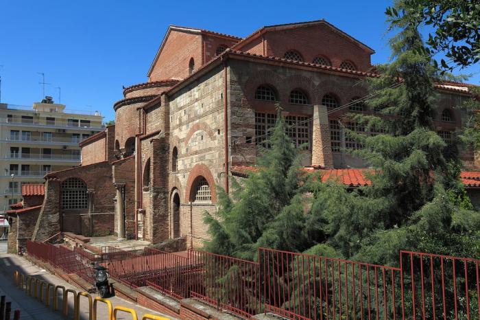 Греция, Базилика Святого Димитрия