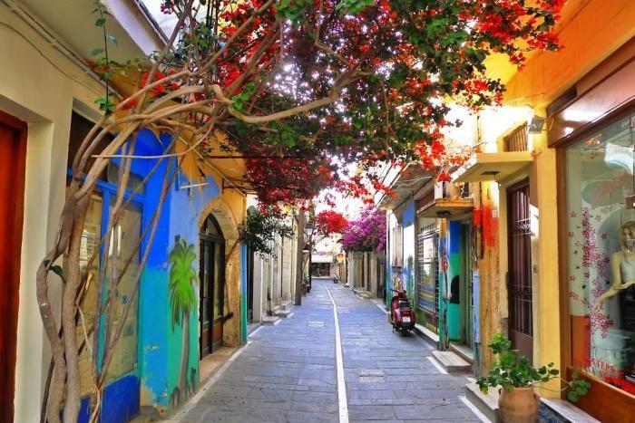 Греция, Город Ретимно