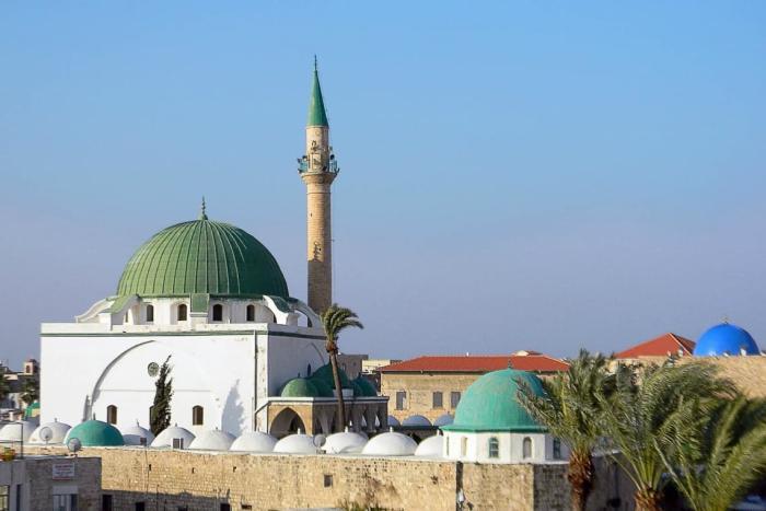 Израиль, Мечеть Аль-Джаззар
