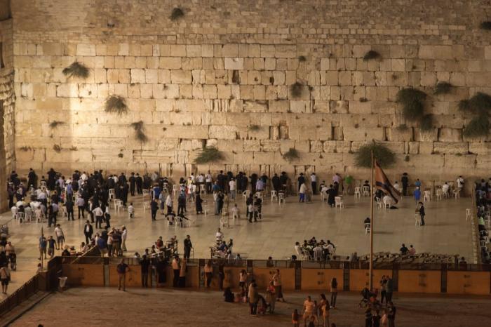 Израиль, Стена Плача