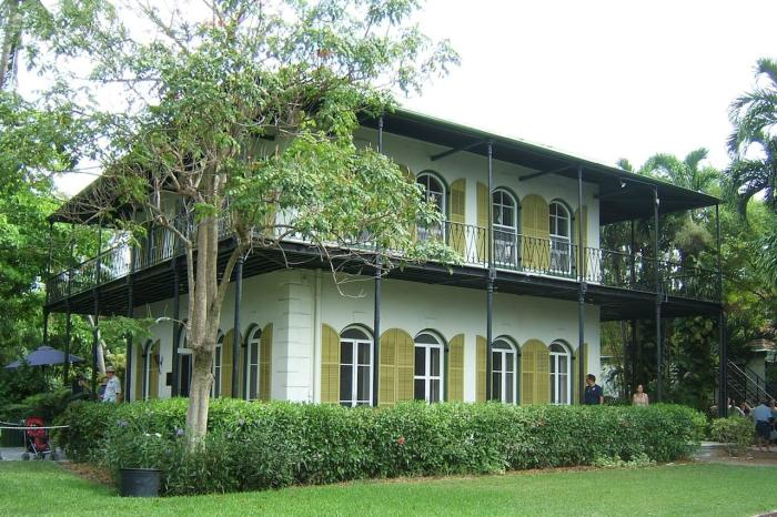 Куба, Дом-музей Эрнеста Хемингуэя