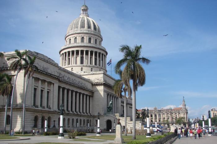 Куба, Капитолий в Гаване