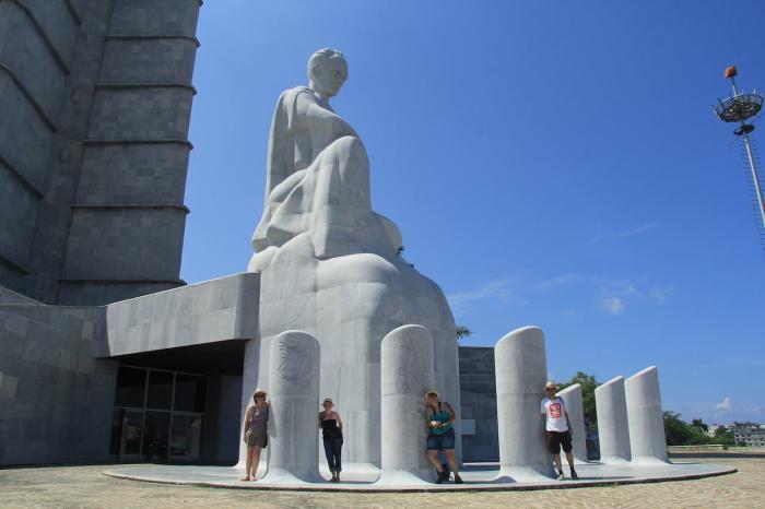 Куба, Мемориал Хосе Марти