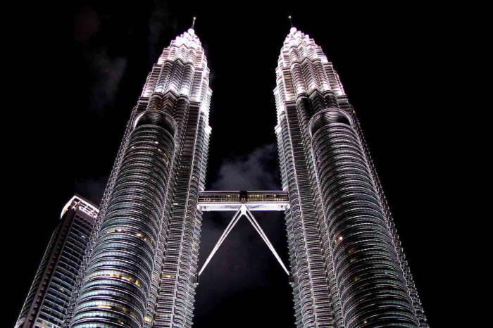 Малайзия, Башни Петронас
