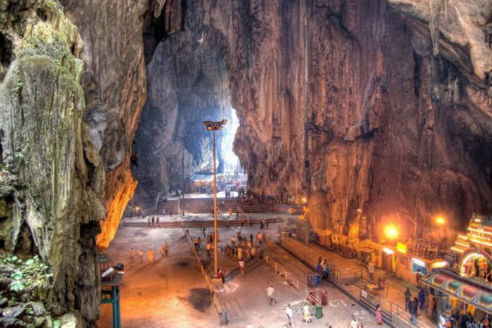 Малайзия, Пещеры Бату