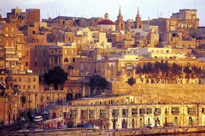 Мальта, Город Валлетта