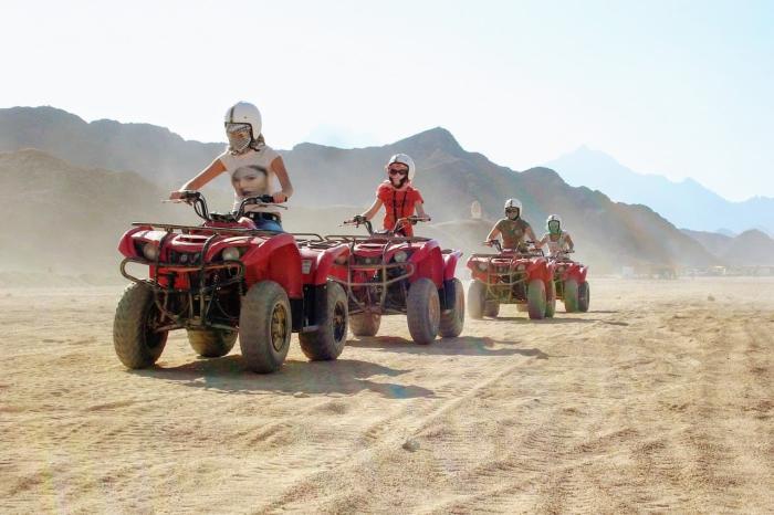 Шарм-эль-Шейх, Мотосафари
