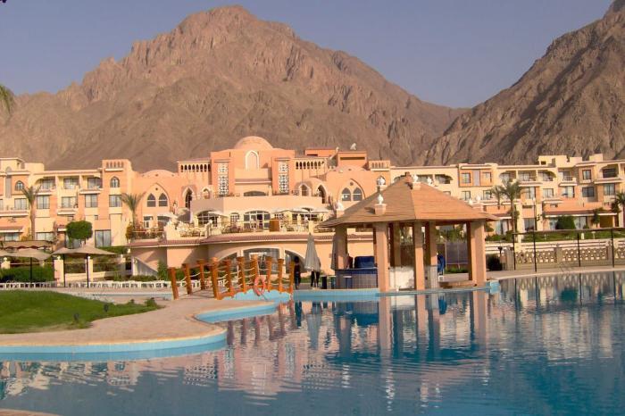 Таба, Отель курорта