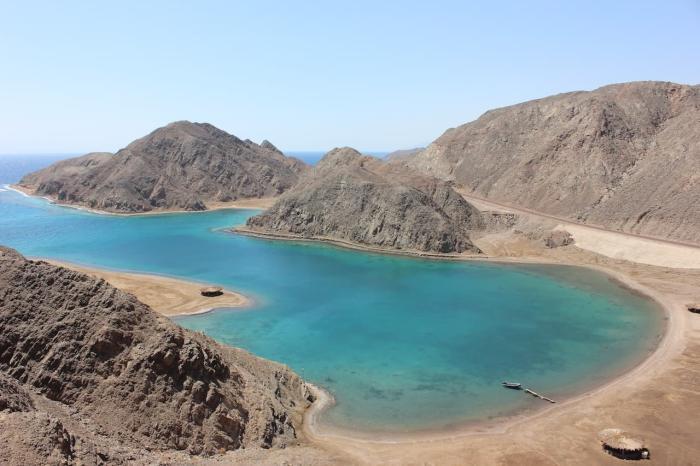 Таба, Синайский фьорд