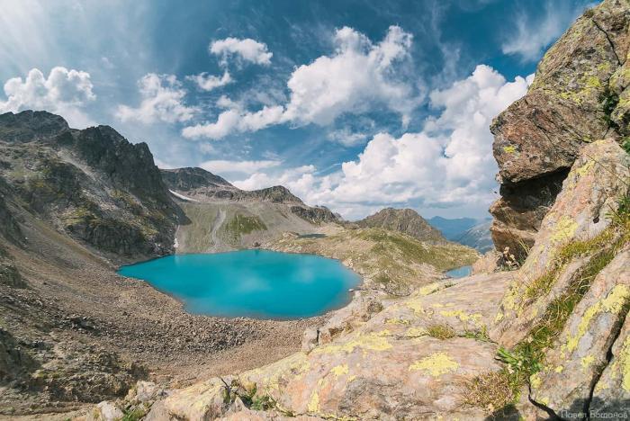 Архыз, Софиевские озера