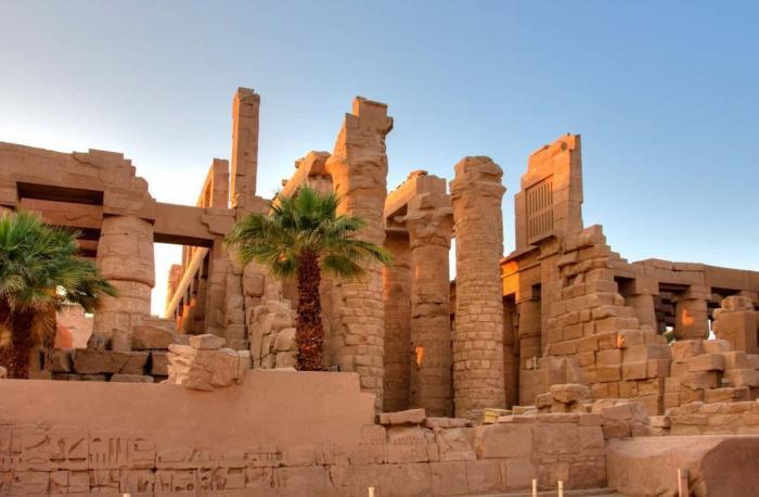 Египет, Карнакский храм
