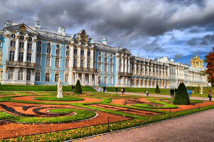 Санкт-Петербург Царское село