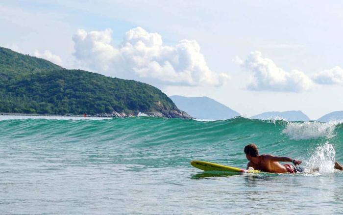 Вьетнам, серфинг