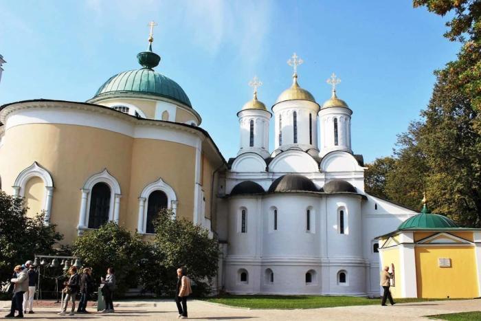 ЯРОСЛАВЛЬ Спасо-Преображенский собор