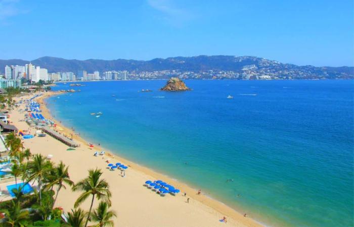 Акапулько, Пляжи