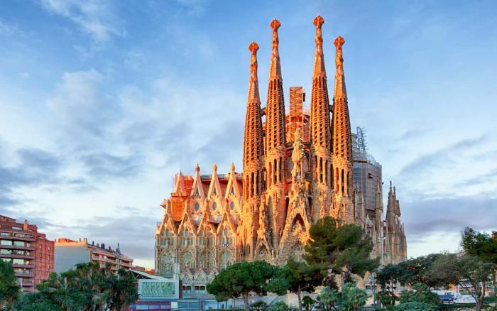 Барселона, 1 картинка