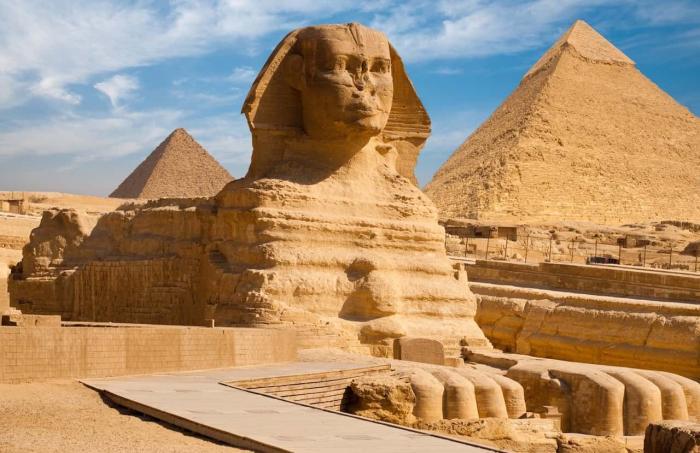 Египет, достопримечательности