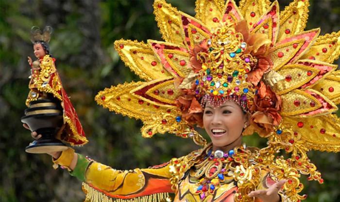 Филиппины, карнавал