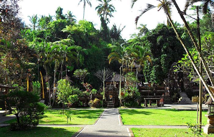 Хайнань, ботанический сад
