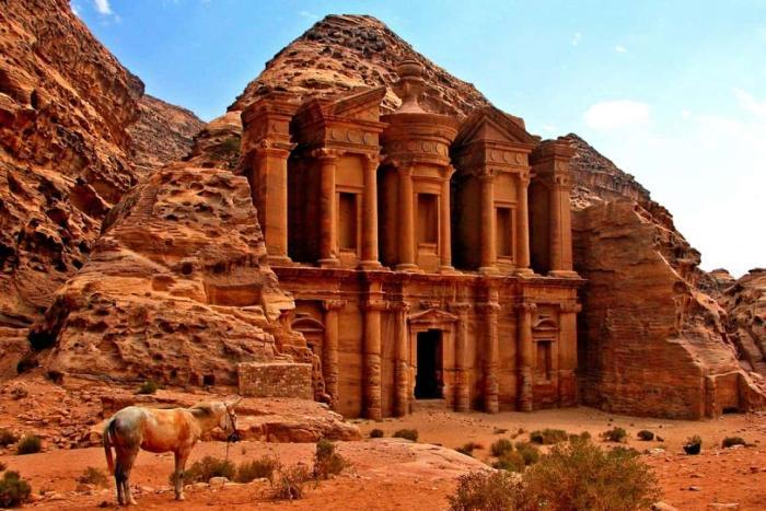 Иордания, достопримечательности