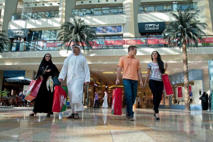 ОАЭ, торговый фестиваль