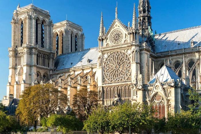 Париж, Нотр-Дам де Пари