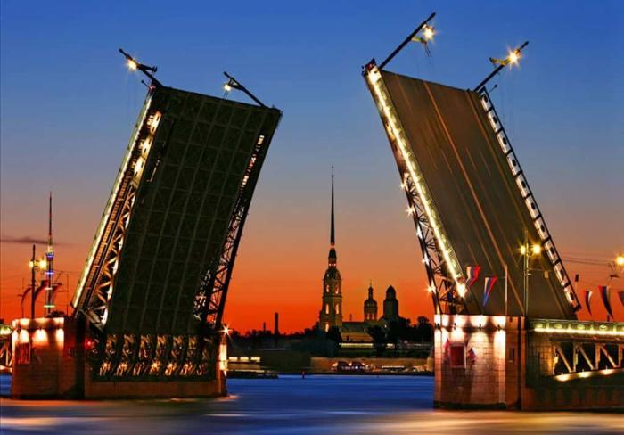 Санкт-Петербург, мосты