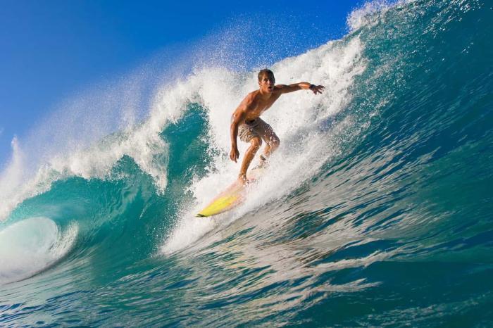 Тайланд, серфинг