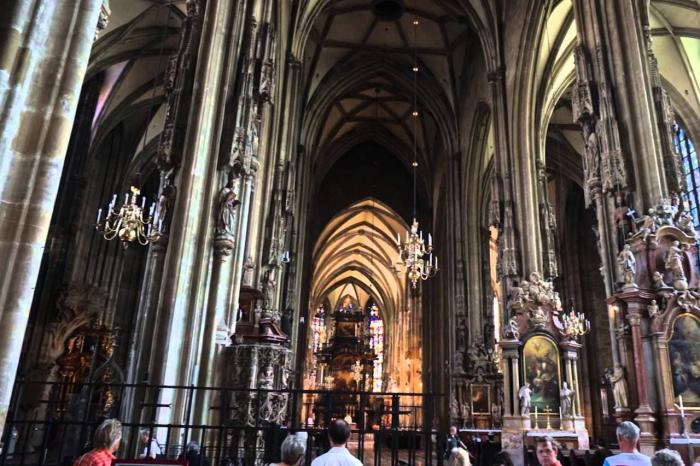 Австрия Собор Святого Стефана 2