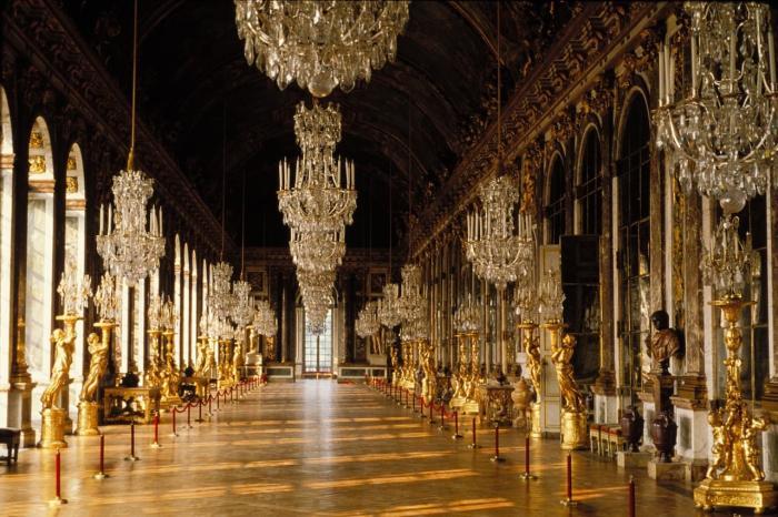 Франция Версаль2