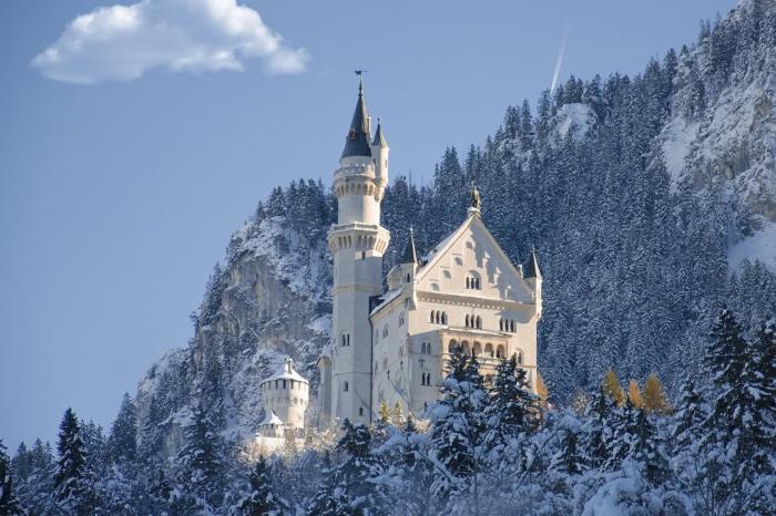 Германия Баварские Альпы2
